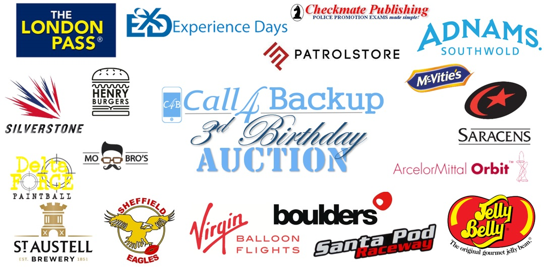 3rd Birthday Auction