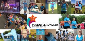 Thank You During Volunteers' Week
