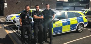 Trio Of Officers Join Fundraisers In Great North Run